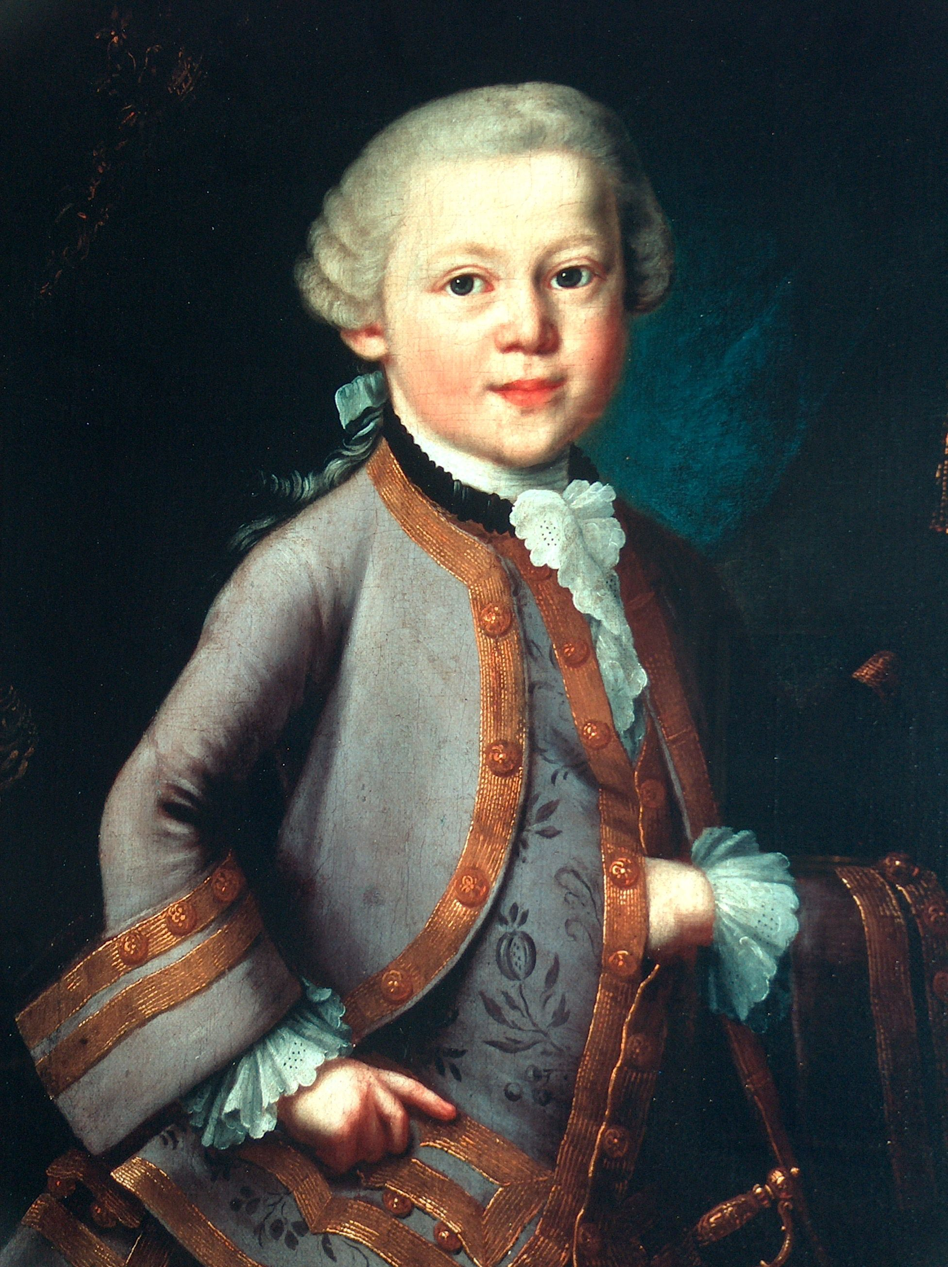 Mozart may have had an ASD. (www2.bon.de)