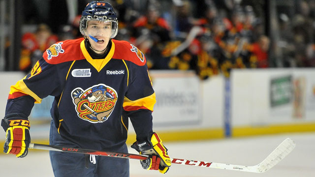 McDavid is eligible for the 2015 NHL draft. (puckingpattyb.blogspot.com)
