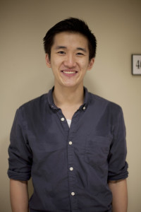 Benjamin Fung - Chief Electoral Officer (Wendy Chen / McGill Tribune)
