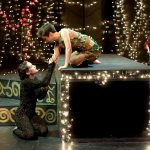 Rebecca Pearl shines as Peter Pan in Players' last production of the season. (Alexandra Allaire / McGill Tribune)