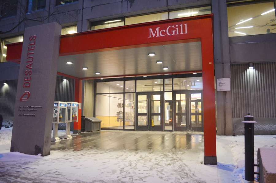 Management policies may be modified (Courtney Strouthos / McGill Tribune)
