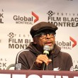 Spike Lee speaks at MIBFF press conference (Noah Sutton / McGill Tribune)