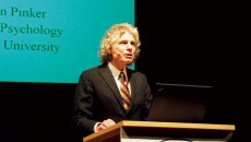 Professor Pinker returns to McGill to teach the value of good writing. (Harvard Gazette)