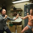 Michael Keaton and Edward Norton face off in Birdman. (latimes.com)