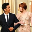John Cho and Karen Gillan star as the unlikely couple in now cancelled Selfie. (ew.com)