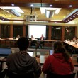 Councillors approved the creation of an Ad-Hoc Student Engagement Committee. (L-A Benoit /  McGill Tribune)