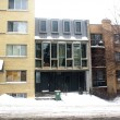 The ECOLE residence (Jack Neal/ McGill Tribune)