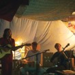 An intimate night in a dimly-lit blanket fort. (Luka Ciklovan / McGill Tribune)