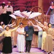 The Savoy Society constructs an impressive stage for H.M.S. Pinafore. (L-A Benoit / McGill Tribune)