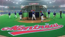 The spirit of the Expos is alive and kicking. (Shaun Best / REUTERS)