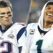 Tom Brady Cam Newton